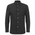 rag & bone Men's Beach Shirt - Black/White: Image 1