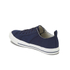 Crosshatch Men's Kashvault Suedette Trainers - Navy: Image 5