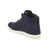 Crosshatch Men's Borneo High Top Trainers - Navy: Image 5