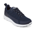 Supra Men's Owen Heel Mesh Trainers - Navy/White: Image 4