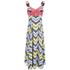 KENZO Women's Multi Print Dress - Multi: Image 2