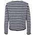 Sonia by Sonia Rykiel Women's Tweed Striped Jacket - Navy/Ecru: Image 2