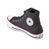Converse Women's Chuck Taylor All Star Crochet Hi-Top Trainers - Almost Black/White: Image 4