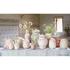 Parlane Beatrix Ceramic Candle Holder - Pink: Image 2