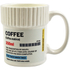 Pill Pot Mug - Coffee: Image 1