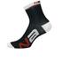Nalini Logo Socks 9cm - Black: Image 1