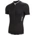 Nalini Graphite Ti Short Sleeve Jersey - Black: Image 1