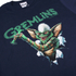 Gremlins Crayon Herren T-Shirt - Dunkelblau: Image 3