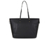 UGG Women's Jenna Leather Tote Bag - Black: Image 5