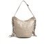 UGG Women's Lea Leather Hobo Bag - Taupe: Image 5