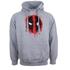 Deadpool Men's Paint Logo Hoody - Gris: Image 1