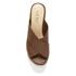 Lauren Ralph Lauren Women's Flatform Sandals - Polo Tan: Image 3