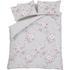 Catherine Lansfield Canterbury Bedding Set - Grey: Image 1