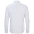Brave Soul Men's Pompeii Long Sleeve Shirt - White: Image 2