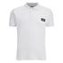 Brave Soul Men's Babylon Polo Shirt - White: Image 1