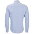 Brave Soul Men's Pompeii Long Sleeve Shirt - Light Blue: Image 2