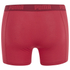 Puma Men's 2 Pack Basic Boxers - Red/Grey: Image 3