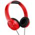 Pioneer SE-MJ503 Foldable DJ Style Headphones - Red: Image 1