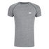 Myprotein Men's Performance Black Raglan Sleeve T-Shirt - Grey