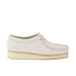Clarks Originals Women's Wallabee Shoes - Off White: Image 1