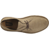 Clarks Originals Men's Desert Boots - Wolf Suede: Image 3