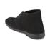 Clarks Originals Women's Suede Desert Boots - Black: Image 6