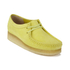 Clarks Originals Women's Wallabee Shoes - Pale Lime: Image 4