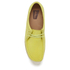 Clarks Originals Women's Wallabee Shoes - Pale Lime: Image 5