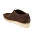Clarks Originals Men's Wallabee Shoes - Dark Brown Suede: Image 4