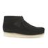Clarks Originals Men's Wallabee Boots - Black Suede: Image 1