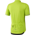 adidas Climachill Short Sleeve Jersey - Semi Solar Slime: Image 2