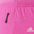 adidas Women's Climachill Short Sleeve Jersey - Shock Pink: Image 7