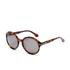 Calvin Klein Women's Platinum Sunglasses - Havana: Image 2