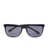 Lacoste Men's Rectangle Sunglasses - Black Matt: Image 1