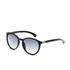 Calvin Klein Jeans Women's Round Sunglasses - Black: Image 2