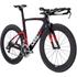 Ceepo Katana Ultegra Time Trial Bike - Black/Red: Image 2