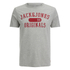 Jack & Jones Men's Seek T-Shirt - Light Grey Marl: Image 1