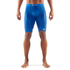 Skins DNAmic Men's Half Tights - Blue: Image 1