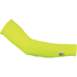 Sportful Fiandre Light NoRain Arm Warmers - Yellow: Image 1