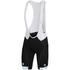Sportful Giro Bib Shorts - Black/White/Blue: Image 1