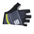 Sportful Gruppetto Pro Gloves - Black/Grey/Yellow: Image 1
