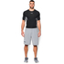 Under Armour Men's HeatGear CoolSwitch Compression Short Sleeve Shirt - Black: Image 3
