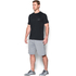 Under Armour Men's HeatGear Raid Graphic Short Sleeve T-Shirt - Black: Image 4