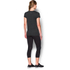 Under Armour Women's Favourite Short Sleeve Crew T-Shirt - Black: Image 5