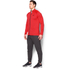 Under Armour Men's Tech Track Jacket - Red: Image 4