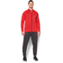 Under Armour Men's Tech Track Jacket - Red: Image 3
