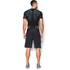Under Armour Men's Transform Yourself Batman Compression Short Sleeve Shirt - Black: Image 5