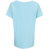 Under Armour Women's Studio Oversized Short Sleeve T-Shirt - Blue: Image 4