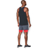 Under Armour Men's CoolSwitch Run Singlet - Red: Image 5