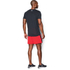 Under Armour Men's Launch 5 Inch Run Shorts - Red: Image 5